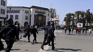 Maroc : violents affrontements entre policiers et étudiants