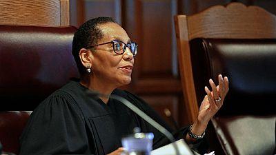 America mourns first black female New York judge