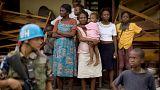 Kivonulnak a kéksapkások Haitiról