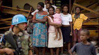 BM Haiti'deki barış gücü misyonunu sona erdiriyor