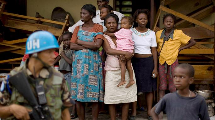 Миссия ООН покидает Гаити