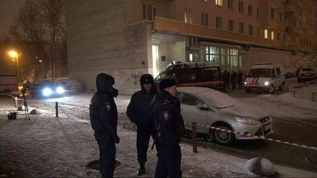 San Pietroburgo, adolescente ferito in un'esplosione