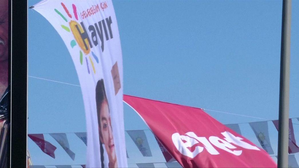 Референдум в Турции: соцопросы предсказывают победу Эрдогана