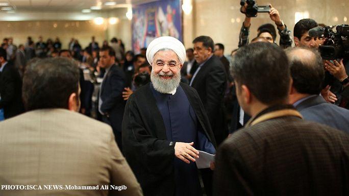 روحانی پس از ثبتنام: کسانیکه قصد کشتن برجام را داشتند نمیتوانند سرپرست خوبی برایش باشند