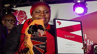 Gambian minister and 'Vice-President' wins top 'African Woman' award