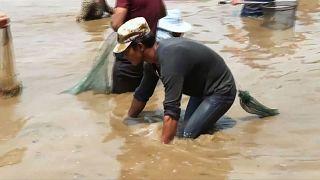 Юннань: большая новогодняя рыбалка