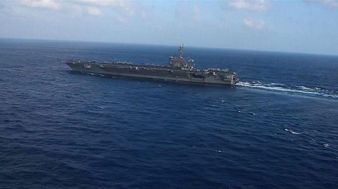 Kína szerint bármikor kitörhet egy fegyveres konfliktus a Koreai-félszigeten