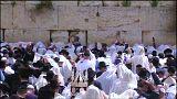 Ferveur à Jérusalem pour la Pâque juive