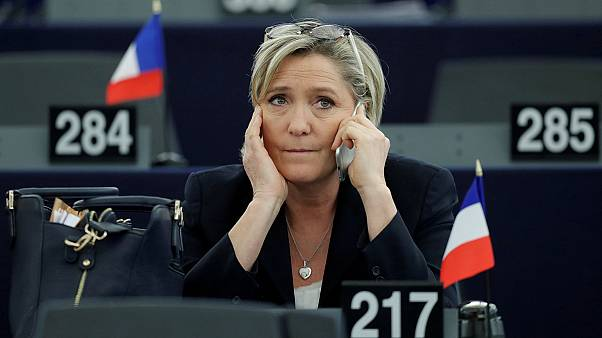 French judges push for Le Pen to be stripped of immunity