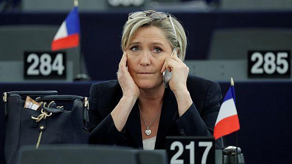 Demande de levée de l'immunité d'eurodéputée de Marine Le Pen