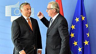 La Commission européenne hésite à propos de la Hongrie