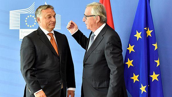 State of the Union: Ουγγαρία και Τουρκία στο στόχαστρο της ΕΕ