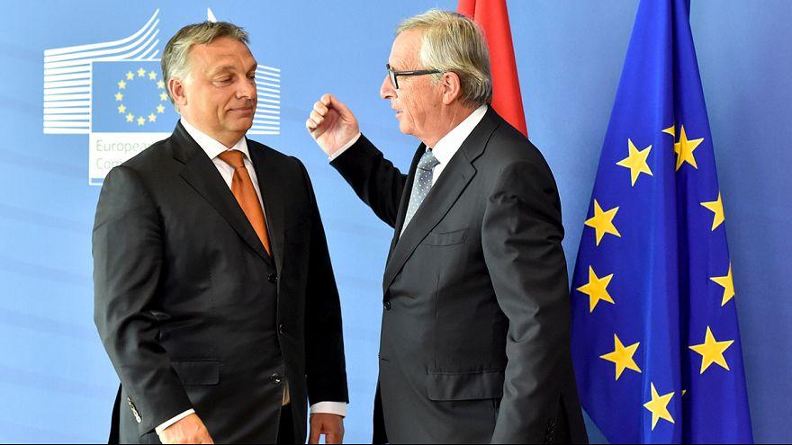 """""""State of the Union"""": Zuckerbrot oder Peitsche für Ungarn?"""