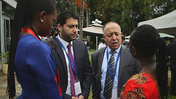تواصل الاعمال الافريقي 2: بعثة مغربية الى كيغالي، دار السلام، وانتاناناريفو