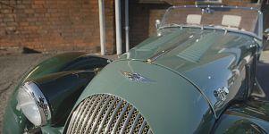 Morgan Motors: auto d'epoca ad alta tecnologia!