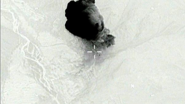 US-Superbombe tötet Dutzende IS-Kämpfer in Afghanistan