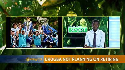 Football et terrorisme, Didier Drogba au Phoenix Rising FC