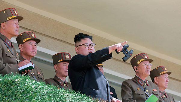 China warnt vor Eskalation auf koreanischer Halbinsel