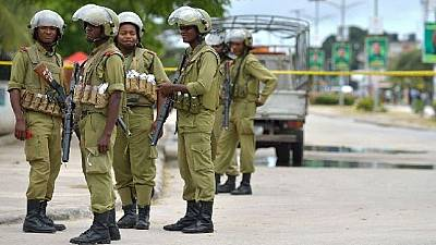 Tanzanian police gun down 4 suspected cop killers after Thursday's attack