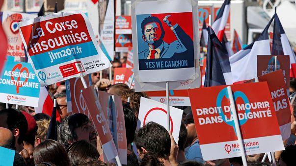 Frankreich wählt in 9 Tagen: Die besten Scherze aus dem Internet