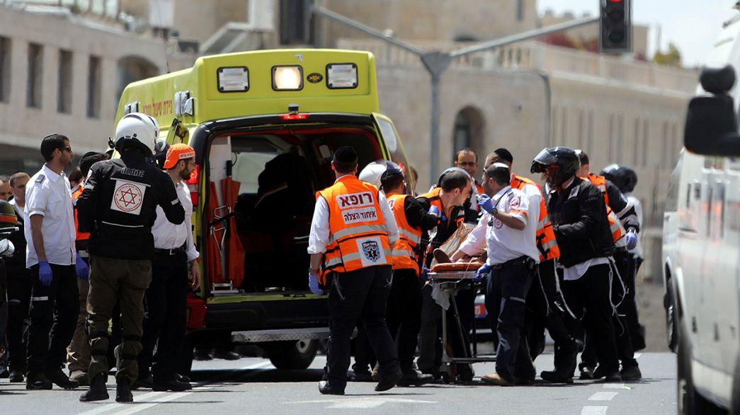 Halálra szurkáltak egy brit nőt Jeruzsálemben