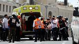 British woman fatally stabbed in Jerusalem