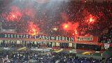 Lyon-Beşiktaş: Mehter marşıyla başladı Fabri ile bitti!