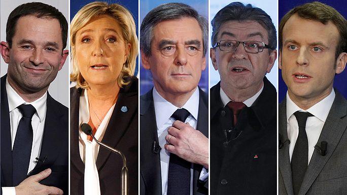 Fransa cumhurbaşkanlığı seçimleri: Oylar birbirine çok yakın