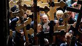 De Jerusalém à Polónia, cristãos celebram Sexta-Feira Santa