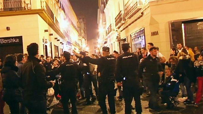 Séville : panique sur la ville pendant le pélerinage