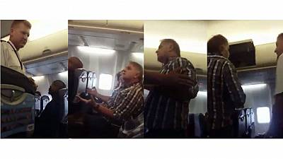 Passenger removed from South African airline after 'racist' insult