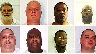 Pena de morte: Arkansas planeia avançar com sete execuções em 11 dias