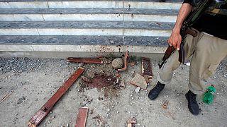 Pakistan'da İslam'a hakaret etmekle suçlanan öğrenci linç edilerek öldürüldü