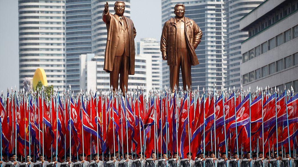 La Corée du Nord fête le «Jour du Soleil» alors que les tensions redoublent avec les Etats-Unis