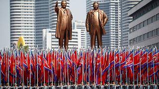 سالگرد تولد بنیانگذار کره شمالی در میان افزایش تنش ها بین واشنگتن و پیونگ یانگ