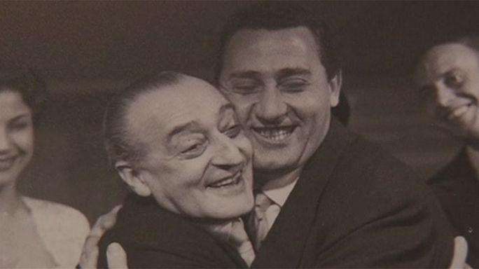 İtalyan komedyen 'Toto' ölümünün 50. yıl dönümünde anılıyor