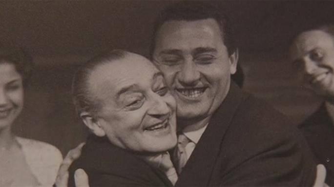 Исполнилось 50 лет со дня смерти комика Тото