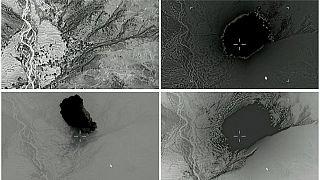 GBU-43: nagyon sok a halott az Iszlám Állam nangarhari alagútjaiban