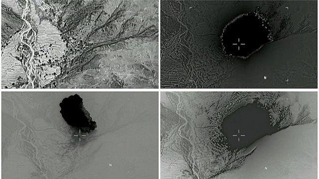 MOAB уничтожила не менее 90 боевиков ИГ