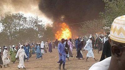 Incendie dans un pèlerinage au Sénégal : 25 morts, 3 jours de deuil (président)