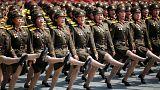 """بيونغ يانغ تنصح ترامب بالتخلي عن """"هستيريته العسكرية """" وإلا...!!"""