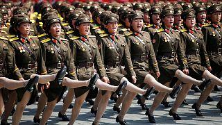 کره شمالی: آماده ایم به یک جنگ تمام عیار با یک جنگ تمام عیار پاسخ دهیم