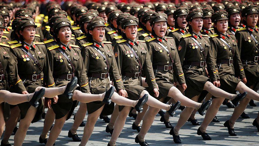 КНДР показала БРПЛ и обещала решительно ответить США