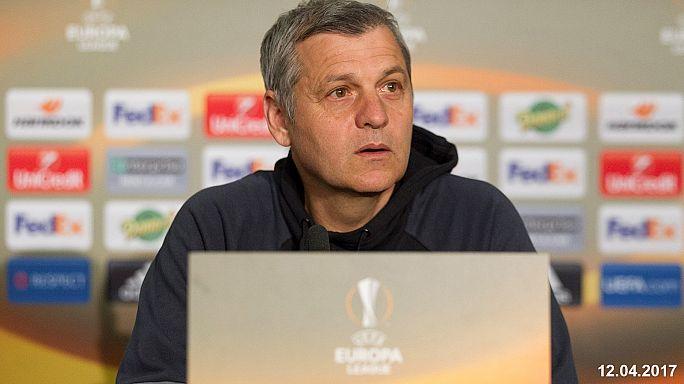 Lyon teknik direktörü Genesio'dan Şenol Güneş'e övgü