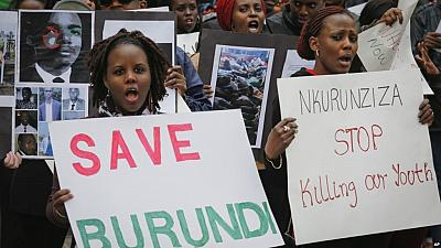 Burundi suspends activities of MSD opposition party