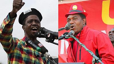 Zambia president 'won't intervene' in opposition chief's treason case