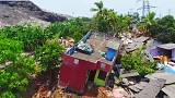 Search for survivors after Sri Lanka rubbish dump landslide
