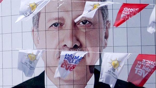 La Turquie se dotera-t-elle dimanche d'un hyperprésident ?