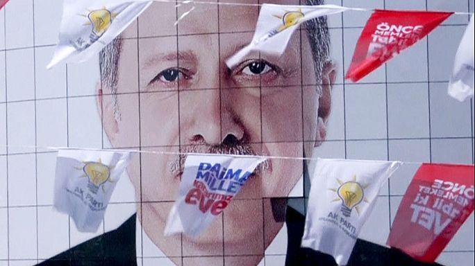 """Эрдоган о Евросоюзе: """"Они утратили всё доверие"""""""