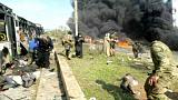 Siria, autobomba ad Aleppo tra gli sfollati scitti. Decine i morti e i feriti